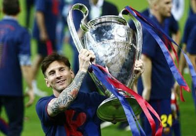 messi copa champions league 2015