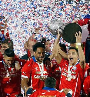 chile campeon copa america 2015