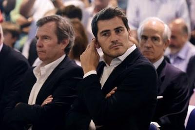 La despedida de Iker Casillas en el Bernabéu