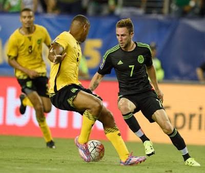 México Campeónn de la Copa de Oro 2015 vence jamaica
