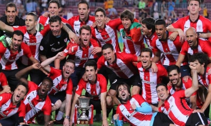 Athletic Campeon Supercopa 2015