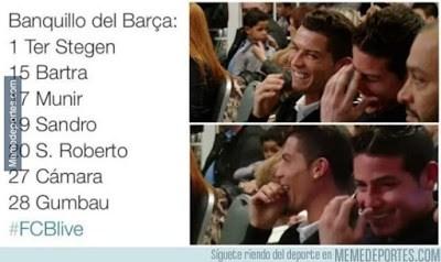 Los mejores memes del Athletic Bilbao-Barcelona: Jornada 1