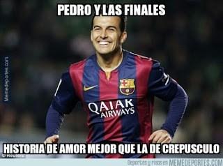 Los mejores memes del Barcelona-Sevilla: Supercopa 2015 pedro