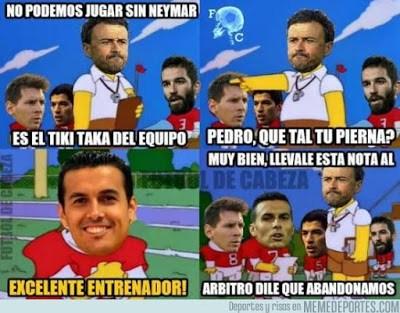 Los mejores memes del Barcelona-Sevilla: Supercopa 2015 luis enrique