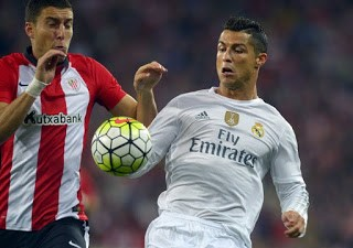 Athletic Bilbao 1-Real Madrid 2. Jornada 5 Liga Española