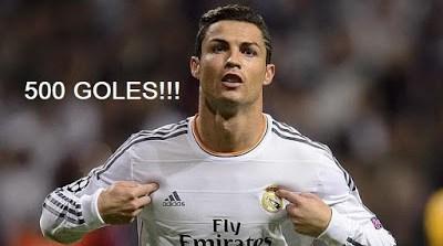 Los mejores memes del Malmo-Real Madrid: Champions 2015 CRISTIANO RONALDO 500 GOLES