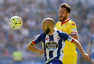 Deportivo 2-Sporting Gijón 3. Jornada 4 Liga Española