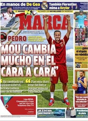Portada Marca: Pedro y Mou