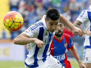 Levante 0-Real Sociedad 4. Jornada 9 Liga Española