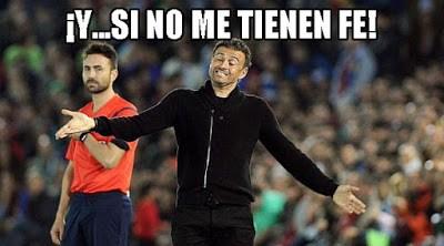 memes del Villanovense-Barcelona: Copa del Rey luis enrique manosanta olmedo