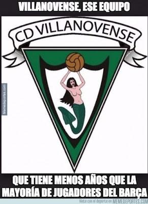 Los mejores memes del sorteo de la Copa del Rey villanovense