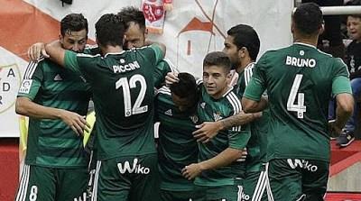 Rayo Vallecano 0-Betis 2. Jornada 7 Liga Española