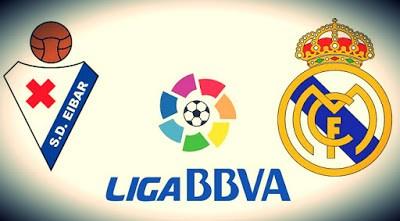 Alineación y previa Eibar-Real Madrid. Jornada 13