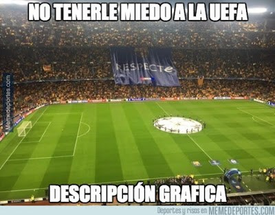Los mejores memes del Barcelona-BATE: Champions 2015