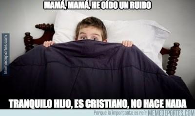 Los mejores memes del Sevilla-Real Madrid: Jornada 11 coco cristiano