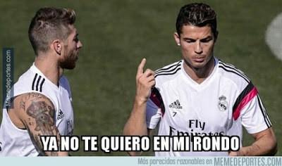Los mejores memes del Sevilla-Real Madrid: Jornada 11 ramos cristiano ronaldo