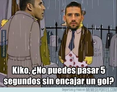 Los mejores memes del Sevilla-Real Madrid: Jornada 11 keylor navas