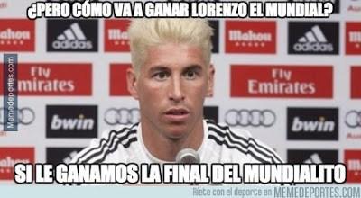 Los mejores memes del Sevilla-Real Madrid: Jornada 11 ramos