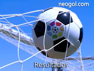 Resultados de la Jornada 11: Liga BBVA 2015