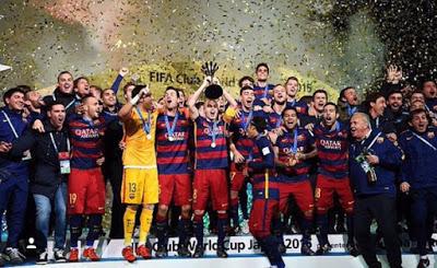 Las mejores imágenes del Barcelona Campeón del Mundo 2015