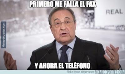 Los mejores memes del sorteo de octavos de la Champions 2015-2016 florentino