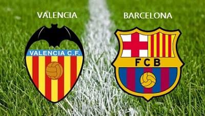Alineación y previa Valencia-Barcelona. Jornada 14