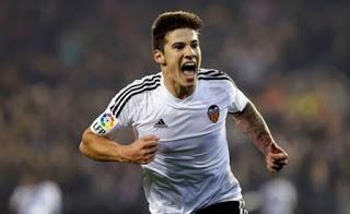 Valencia 2-Getafe 2. Jornada 16 Liga Española