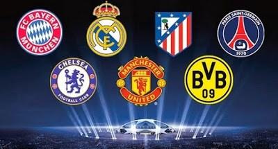 Los 20 clubes más ricos del Mundo en 2015