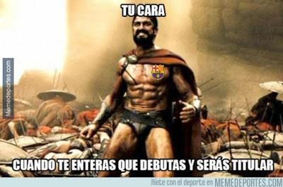 Los mejores memes del Barça-Espanyol: Copa del Rey arda turan