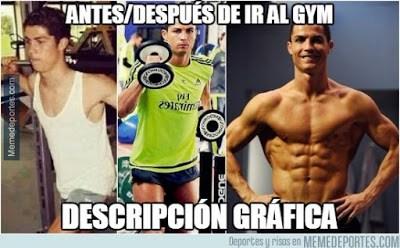 Los mejores memes del Betis-Real Madrid: Jornada 21 cristiano ronaldo