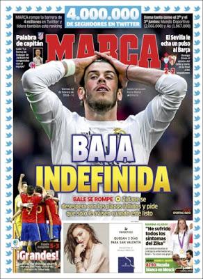 Portada Marca: Bale baja indefinida