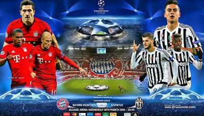 Bayern Munich-Juventus: alineación y promo. Octavos Champions 2016 (vuelta)