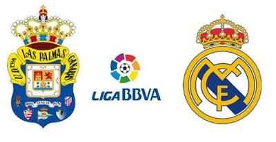 Previa y alineación Las Palmas-Real Madrid. Jornada 29