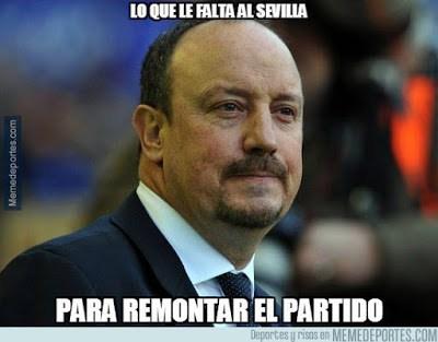 Los memes del Real Madrid-Sevilla más divertidos. Liga BBVA