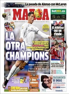 Portada Marca: la otra Champions