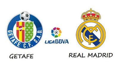 Previa y alineación Getafe-Real Madrid. Jornada 33