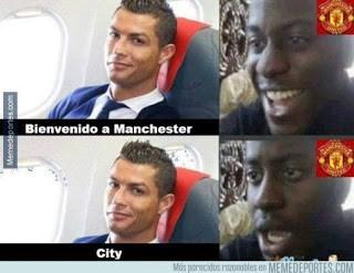 memes champions cristiano ronaldo