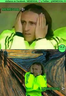 Los memes del Rayo Vallecano-Real Madrid más divertidos. Liga BBVA modric