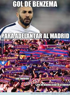 Los memes del Real Madrid-Villarreal más divertidos. Liga BBVA benzema