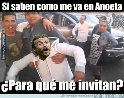 Los memes del Real Sociedad-Barcelona más divertidos. Liga BBVA luis enrique