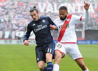 Rayo Vallecano 2-Real Madrid 3. Jornada 35 Liga Española