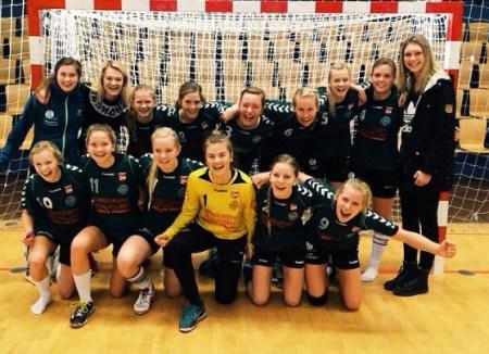 Jugadoras del Frederiksberg IF de Dinamarca