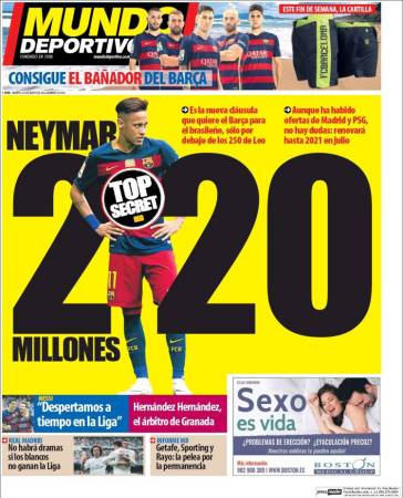 portada-mundo-deportivo-neymar