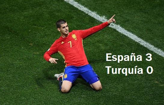 España Turquia Eurocopa