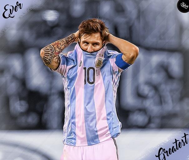 La maldición de Messi