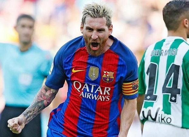 Barcelona 6-Betis 2 Jornada 1