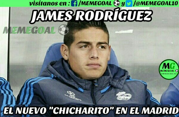 Memes Real Madrid-Celta 2016