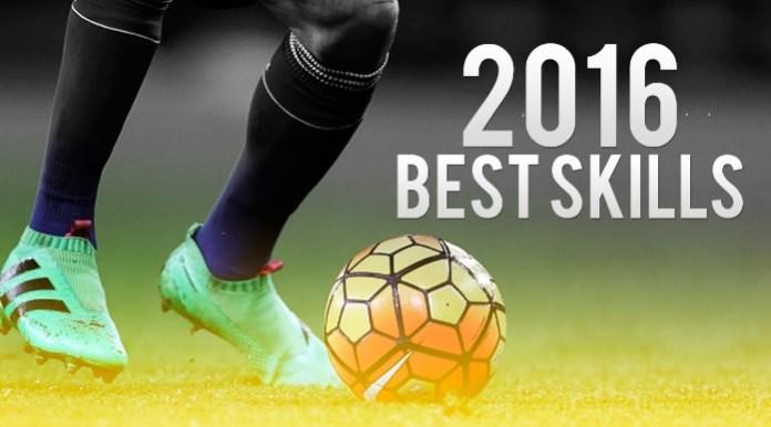 Epic Football Skills 2016-2017