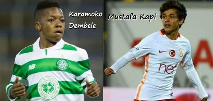 Karamoko Dembele-Mustafa Kapi