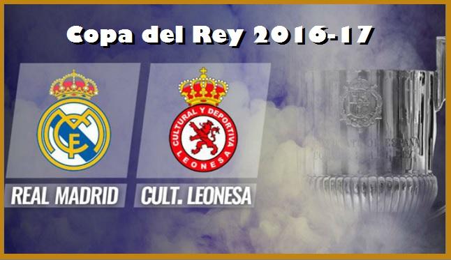 Alineación Cultural Leonesa-Real Madrid
